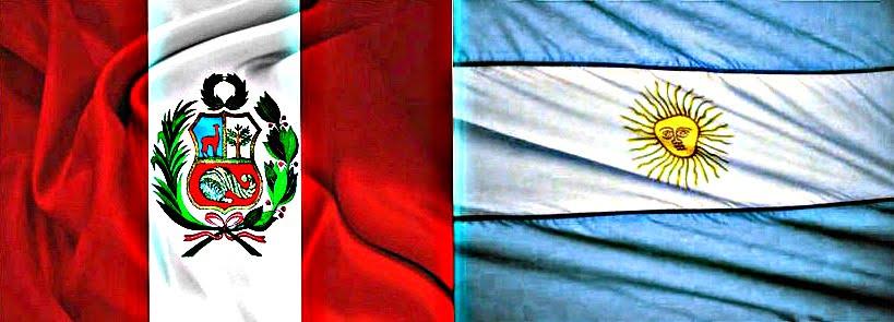 La Argentina y el Perú