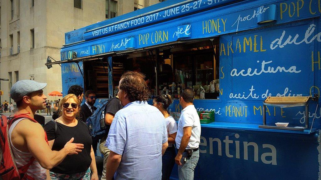 Argentina promociona en Estados Unidos sus alimentos de valor agregado #TasteArgentina
