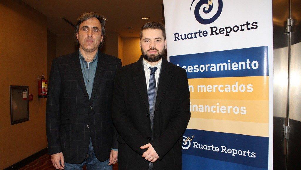 @alexmarkets14 especialista de @ruartereports analizó el $merval en una conferencia organizada por @ChristyRussoPR