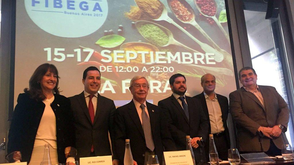Expertos internacionales, grandes chefs y mucha gastronomía en FIBEGA Buenos Aires 2017