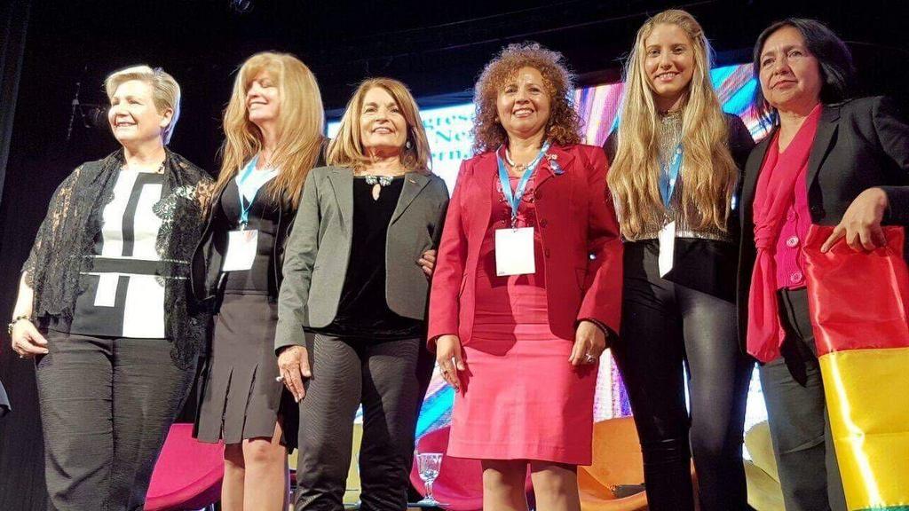"""Allison Kennedy nos cuenta su experiencia con el congreso """"Mujeres hoy transformando realidades"""""""