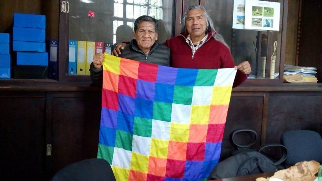 Félix Díaz celebró la prórroga de la Ley de Tierras y pidió por la unión de los pueblos indígenas