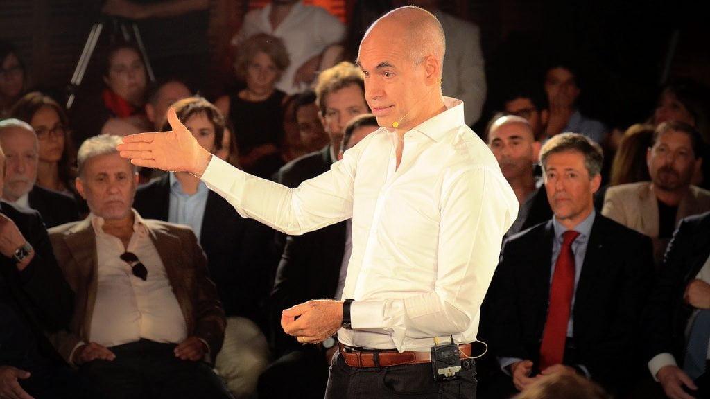 Rodríguez Larreta presentó el Plan de Transformación Educativa en la Ciudad