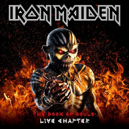 "Iron Maiden lanza ""The Book Of Souls: Live Chapter"""