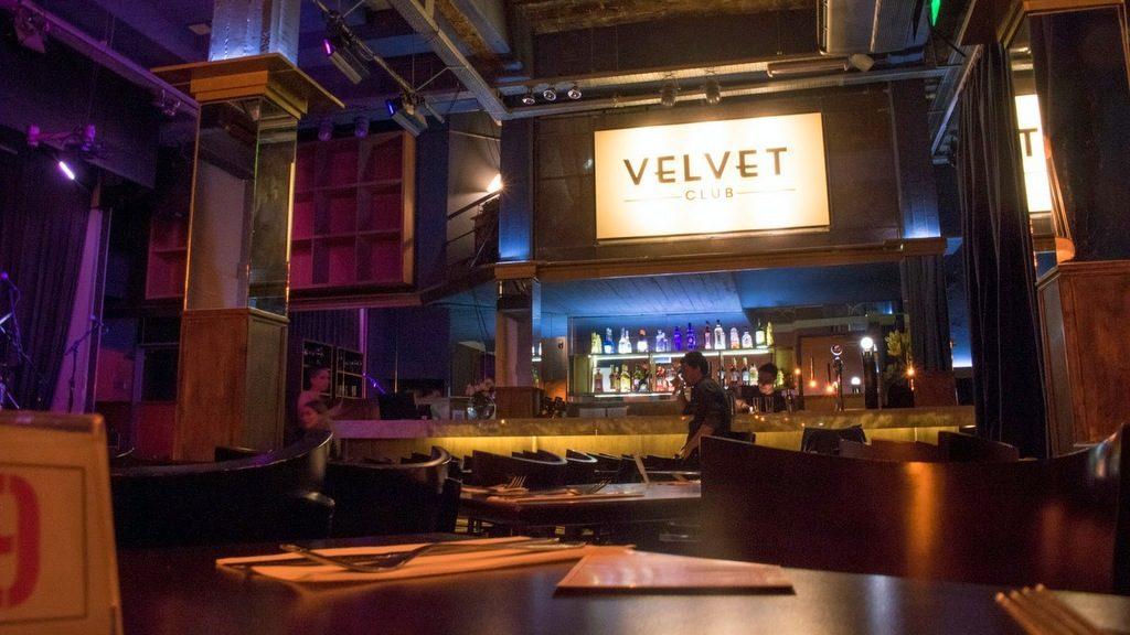 Tango La Cachiporra se presenta en Velvet Club