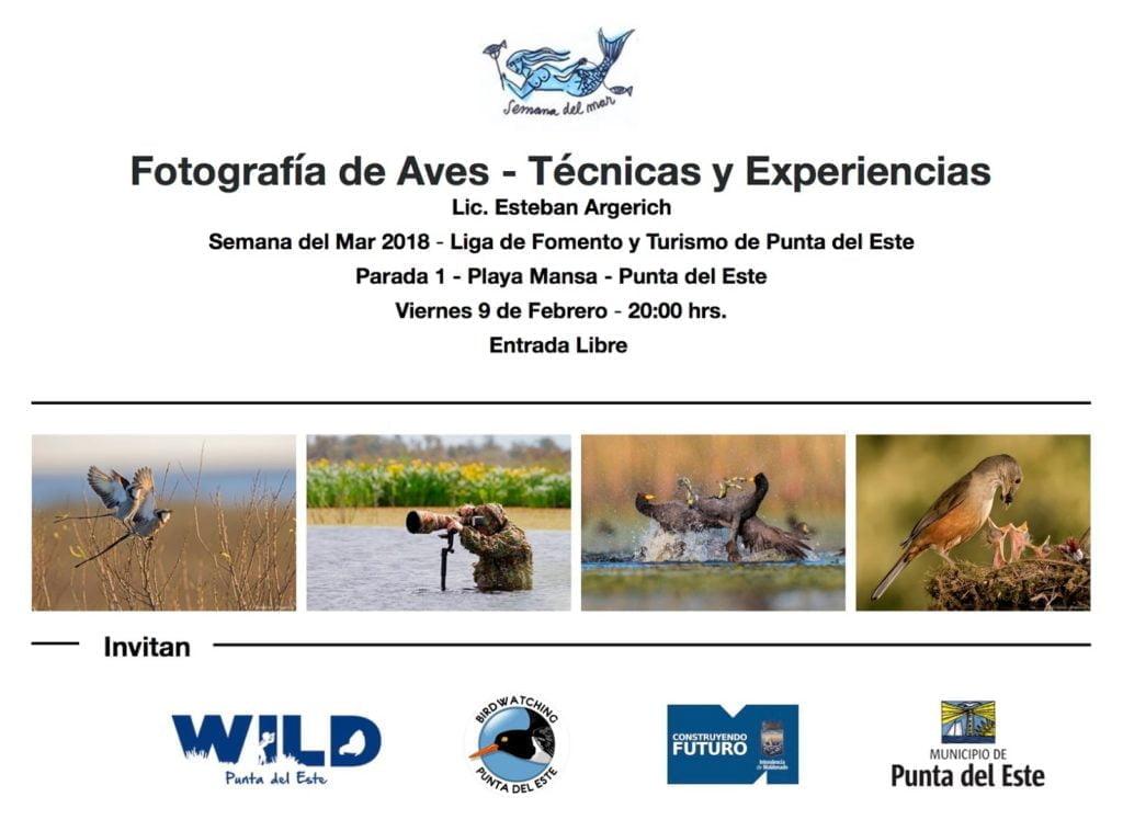Esteban Argerich en la Liga de Fomento y Turismo de #PuntaDelEste
