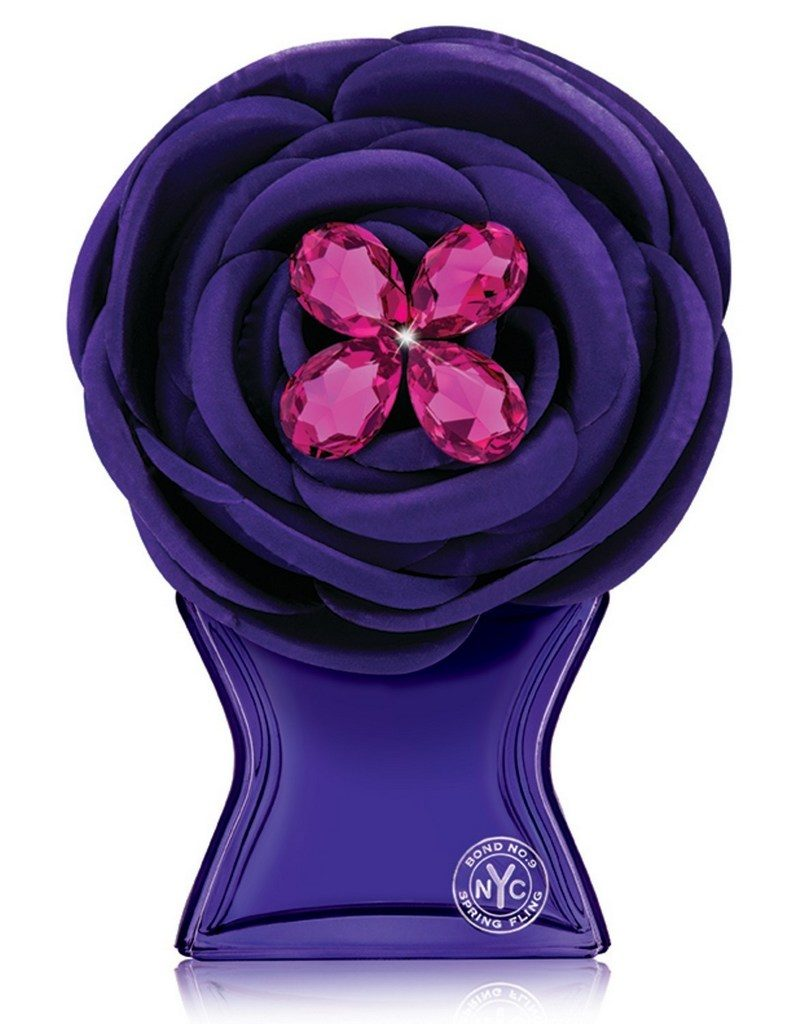 El alma femenina de la firma perfumista #BondNo9 celebra el poder de las mujeres