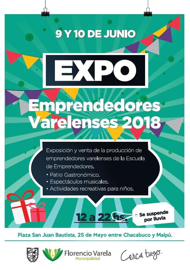 """Primera edición de la """"Expo Emprendedores Varelenses"""""""