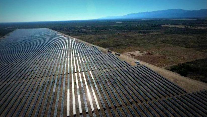 Entró en operaciones el primer parque solar del programa RenovAr