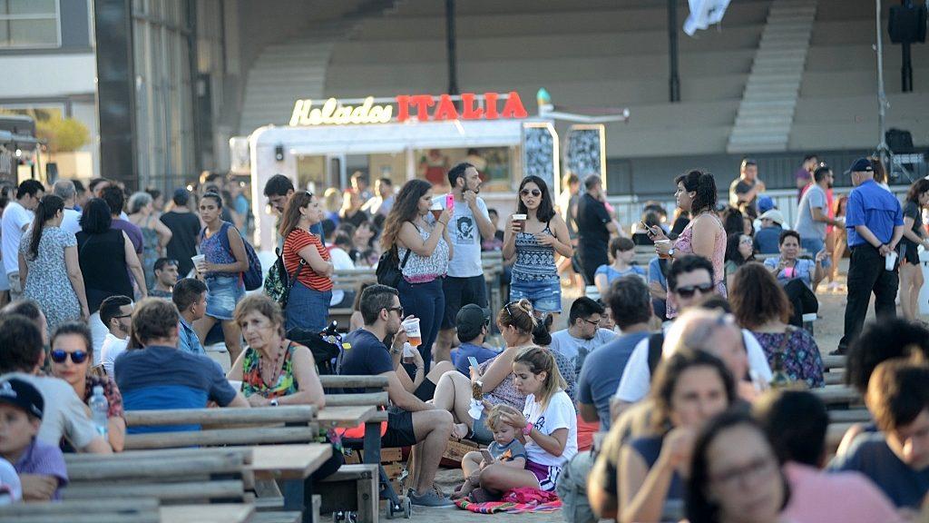 """Food Fest BA """"Edición Acoustics"""" en La Rural"""