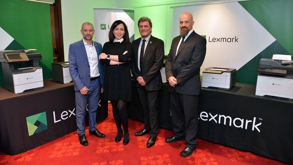 Lexmark presenta una nueva forma de imprimir, proteger y administrar la información
