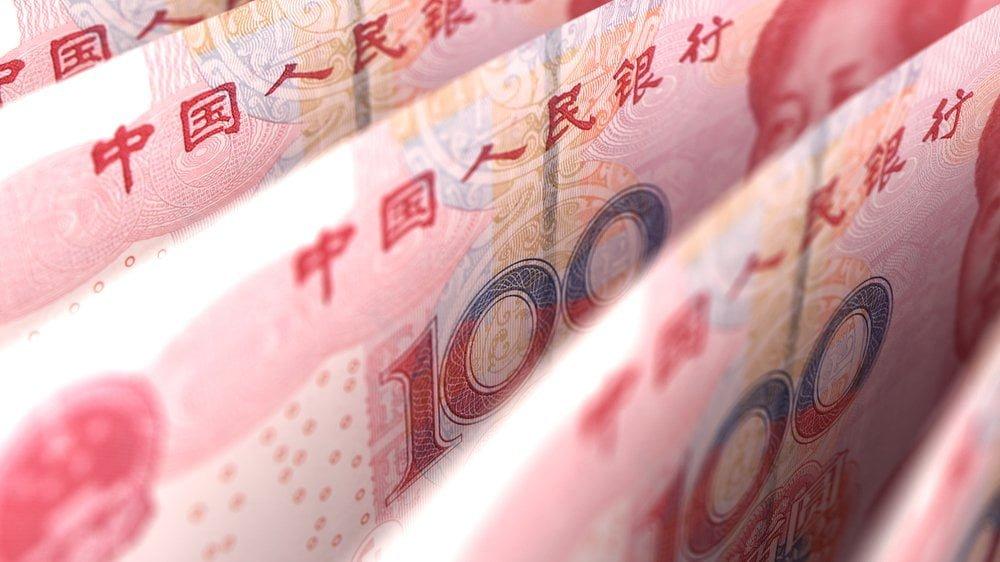 El yuan chino se debilita a un punto mínimo anual