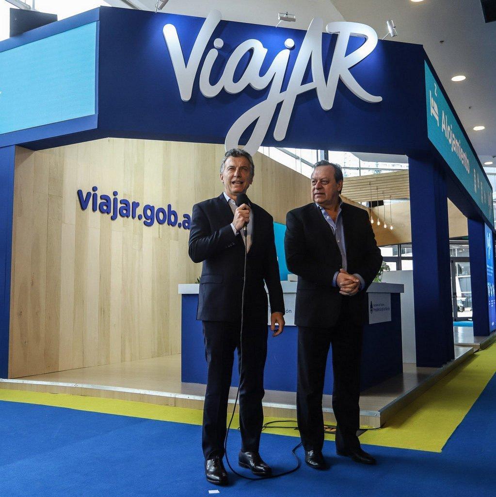 La Secretaría de Turismo presentó la plataforma ViajAR