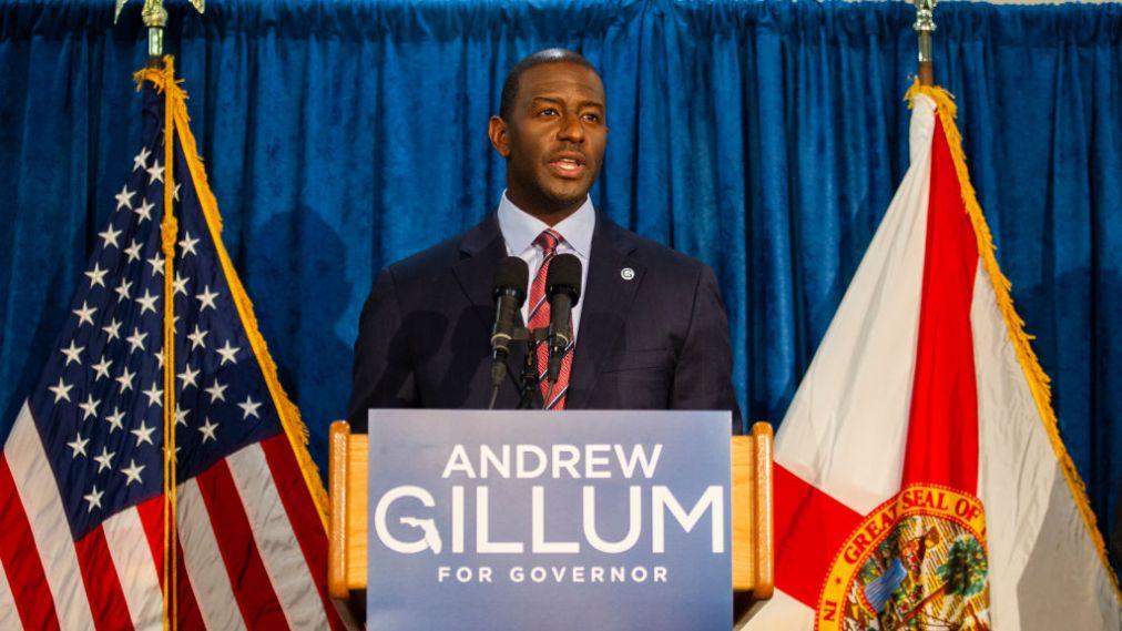 El candidato demócrata admitió su derrota en Florida y gobernará el republicano Ron De Santis